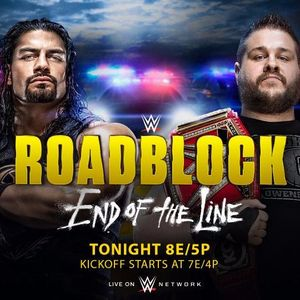 WWE Roadblock: End of The Line Review