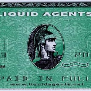 Eric B. & Rakim - Paid In Full (Liquid Agents Club Remix)