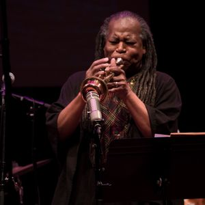 JLR Jazz London Radio interview with trumpeter Ahmed Abdullah, with JLR presenter, Kevin G Davy