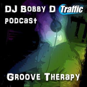 DJ Bobby D - Groove Therapy 173 @ Traffic Radio (22.03.2016)