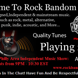 Just Jay (Jay Regan) Philly Area Independent Music Scene Radio Show on Rock Bandom Radio 9-9-14
