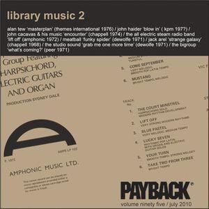 PAYBACK Vol 95 July 2010