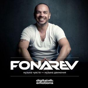 Vladimir Fonarev - Digital Emotions Live in Mehanika @ Megapolis 89.5 Fm 16.08.2016