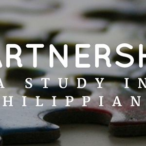 Partnership - Philippians 4:10-19 - Investing in Eternity (Midtown)