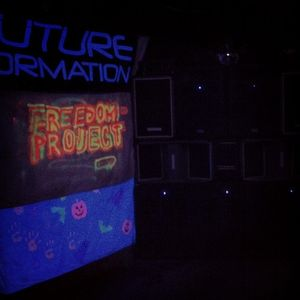 """Freedom Project/Future Formation Party 30th June 2012 - Aksium's """"#fuckthehaters"""" Laptop Mix"""