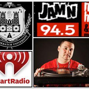 09-14-12 Jamn945 Friday DJ Motion pt.1