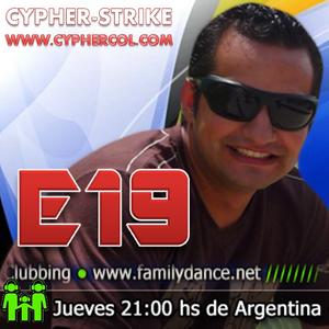 Clubbing E19 - Cypher - Www.FamilyDance.Net Arg21Hrs - Col19Hrs - Bra21Hrs