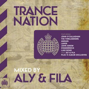 1. Aly & Fila - Trance Nation 2014 (In The Mix)