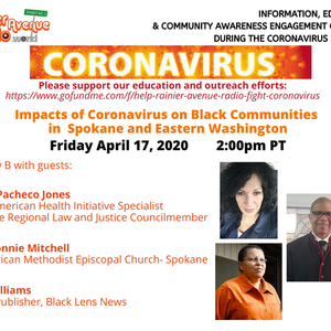 Coronavirus Special 18 - Black Communities in Eastern Washington Panel