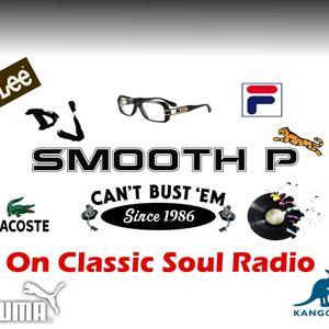 Classic Soul Radio w/ Dj Smooth P 9- 20-17