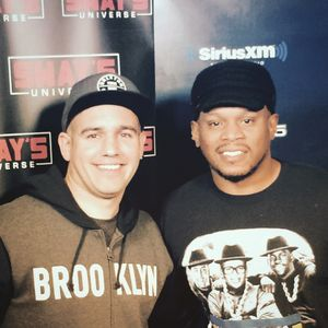 DJ Digital Dave Live On Sway In The Morning On Sirius XM Shade 45