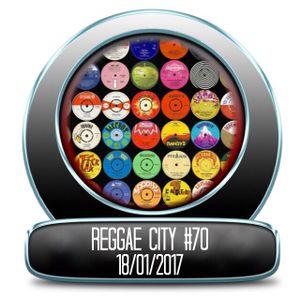 REGGAE CITY #70
