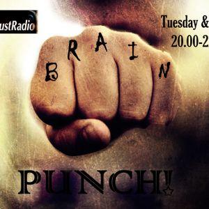 BrainPunch - 25.01.2013   Broadcast