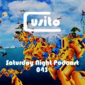 Cusito - Saturday Night Podcast 043 (27-10-2012)