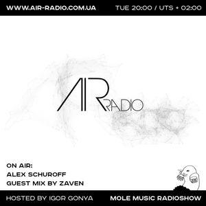 Mole Music Radioshow - Episode 034 with ZaVen
