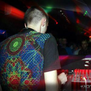 Dj Vucko - Soundscape Party @ Mamolo club 2012