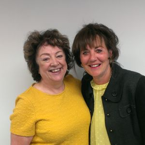 Breakfast with Linda Williams 14 May 2018 (guest CC Joan Burrows, LCC Older People Champion)