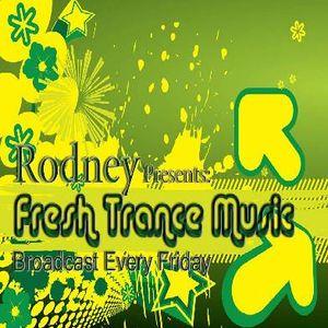 Fresh Trance Music Pres.Mix Rodney-Epoisode 41
