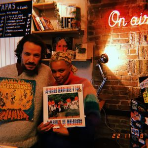 Le Mellotron: Anders with Gemma Cairney // 22-11-2018