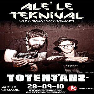 Alè Le Teknival 28.09.2010 - TOTENTANZ