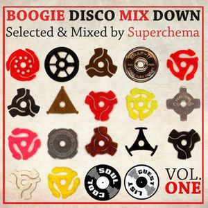 Soul Cool Records/ Superchema - Boogie Down Mix Vol.1