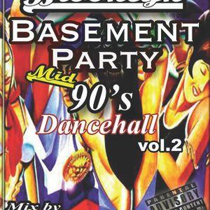 Jr Taxi_ Brooklyn Basement Party Vol.2