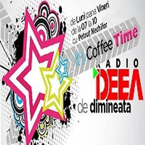29 april 2015 - Special guest - Cezar Cretan - DEEA de dimineata - Radio DEEA