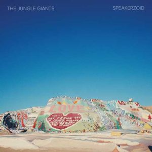 Sam Hales from The Jungle Giants 'Speakerzoid' National Tour - Interview (15 Aug, 2015)