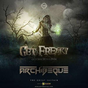 "ARCHIBEQUE -  ""GET FREAKY 2016"""