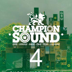 05/02/14 Drum & Bass Mix - Champion Sound @ Bongo Club