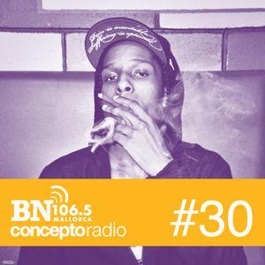 Concepto Radio en BN Mallorca #30 Hip Hop 2011 Especial