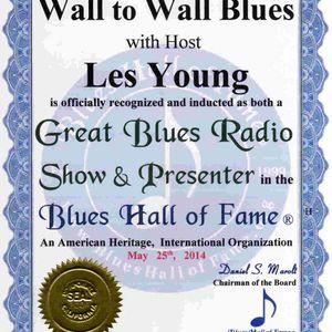 Wall to Wall Blues 30th November 2015