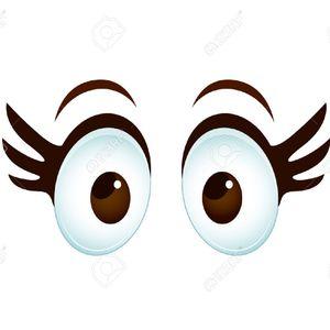 Orian's eyelashes