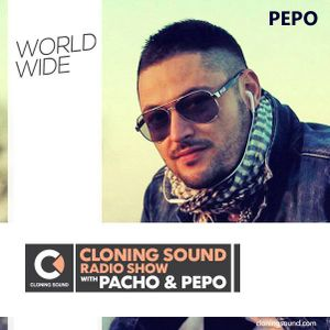 Pepo LIVE from club Plazma /Bulgaria/ on Cloning Sound radio show #146