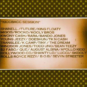 DJ D-ROCC - KICCBACC SESSION (2014 SUMMER MIX)