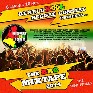 The BRC Mixtape 2014