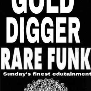 Gold Digger #24 goes Rare Funk