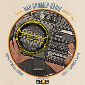Rad Summer Radio #01 with PHNM (Yacht Rock)
