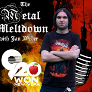 The Metal Meltdown with Ian Weber (Show from 12/18/16)