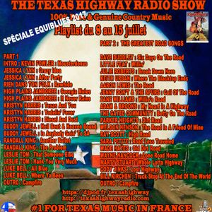 The Texas Highway Radio Show 2017 N°28