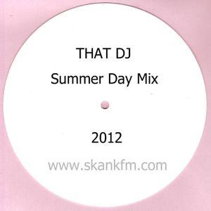 That DJ Summer Day Mix 2012
