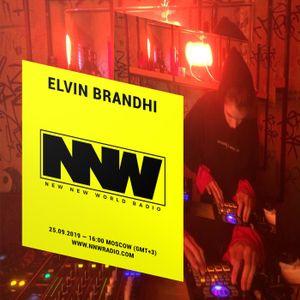 Elvin Brandhi - 25th September 2019