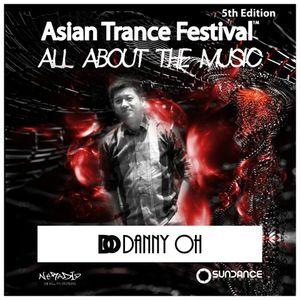 Danny Oh - Asian Trance Festival 5th Edition 2016-NOV-6