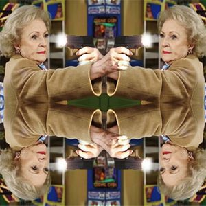 "Betty White's ""Shoot your doppelgänger"" minimix"