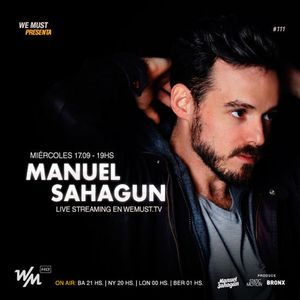WM Live #111 Feat. Manuel Sahagun