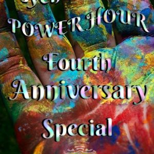 2016/01/23 Psychedelicized Power Hour presents our 4th Anniversary Special