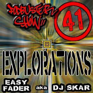 DJ SKAR podbuster show 41 - explorations
