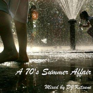 DJ Kitsune - A 70's Summer Affair