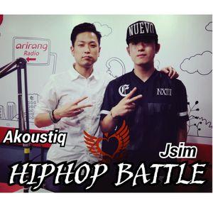 Sound K 25 March 2016: Hip Hop Battle w/ J.Sim x LX