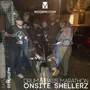 23/12/2017 -  Onsite Shellerz (D&B Marathon) - Mode FM